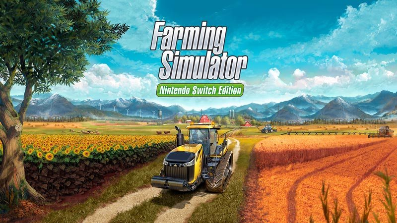 Όσα θέλετε να ξέρετε για το Farming Simulator: Nintendo Switch Edition