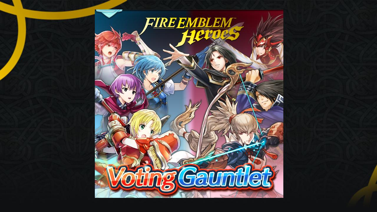 Fire Emblem Heroes Gauntlet 8 ξεκίνησε