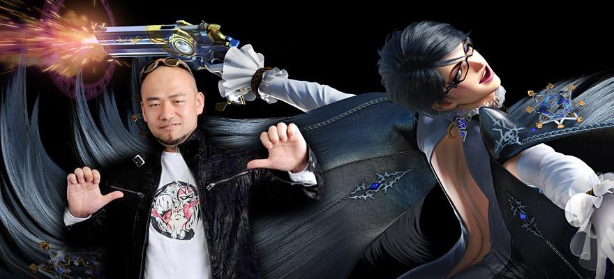 O Hideki Kamiya μιλά για τα όνειρά του
