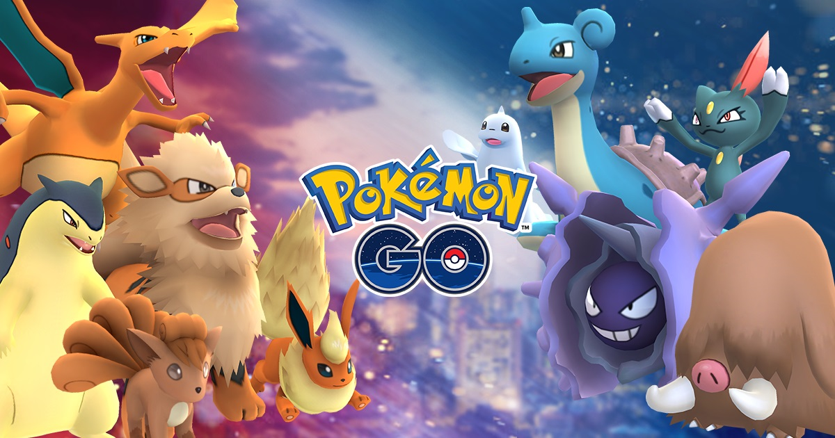 Pokemon GO – Gen 3 Pokemon confirmed