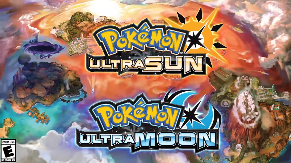 ΕΝΗΜΕΡΩΣΗ: International Challenge και global mission #3 στις Pokemon Ultra Sun/Ultra Moon