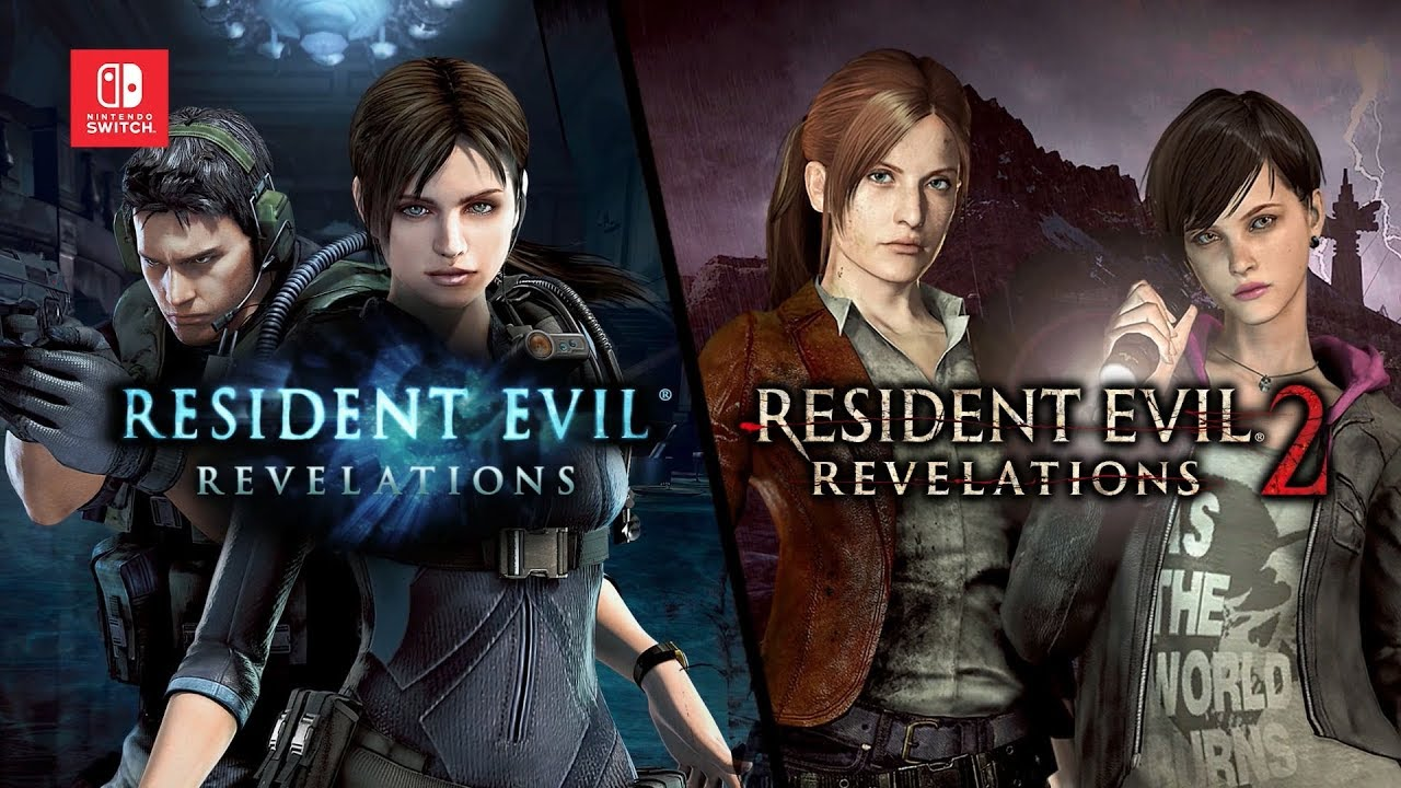 Resident Evil Revelations Collection: Τι νέο υπάρχει;