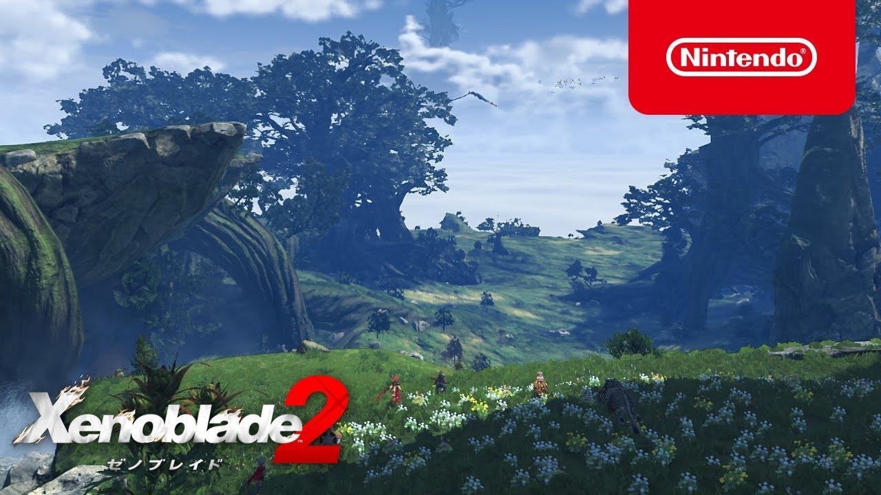 Xenoblade Chronicles 2: Νέα Blades και πάμε στο Ηλύσιο!