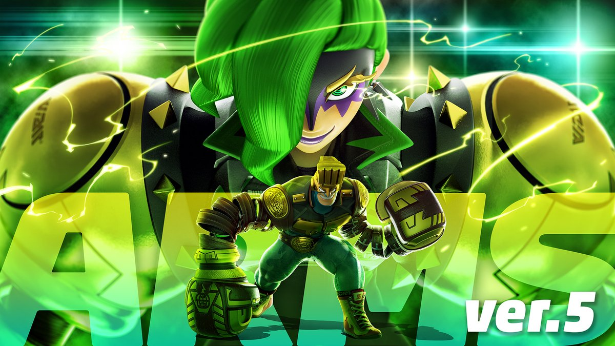 ARMS patch ver5.0.0: Όσα θέλετε να μάθετε