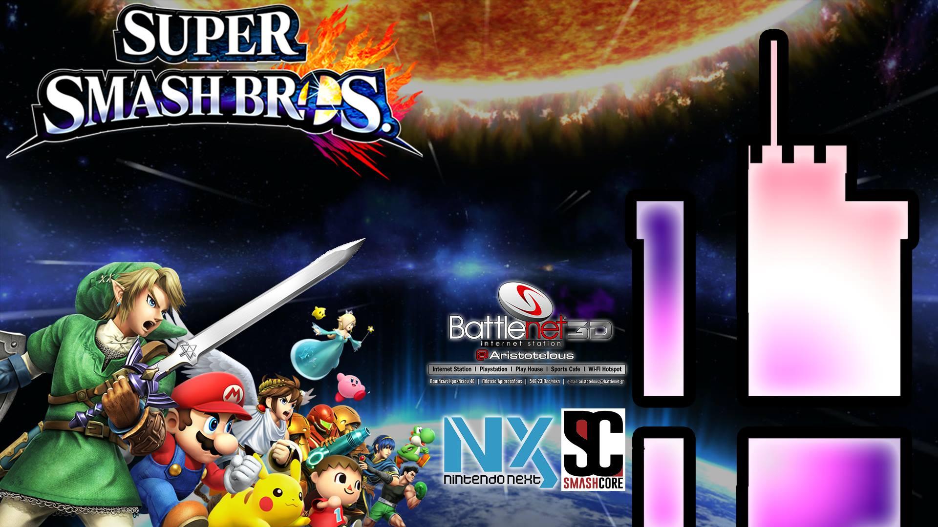 Τουρνουά: Smash at Battlenet 13 – Winter Special
