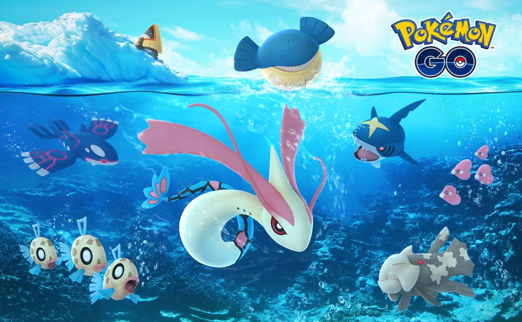 Έρχονται νέες προσθήκες στο Pokemon GO!