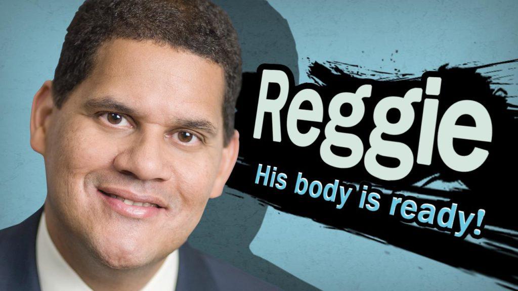 O Reggie ξαναχτυπά!