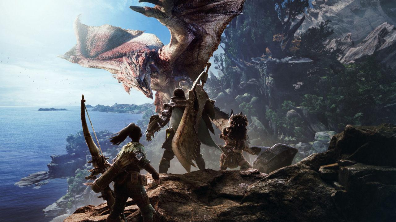 Γιατί δε θα έρθει το Monster Hunter World στο Switch;