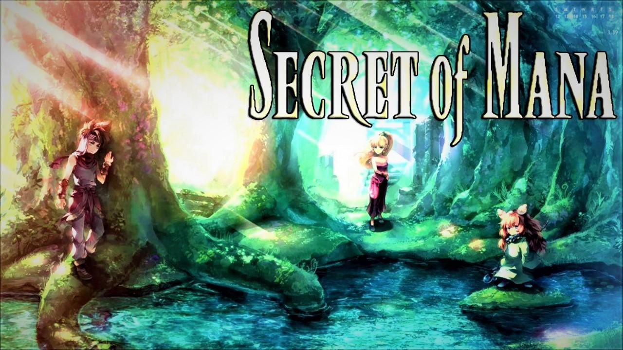 Το μέλλον του Secret of Mana και το Switch