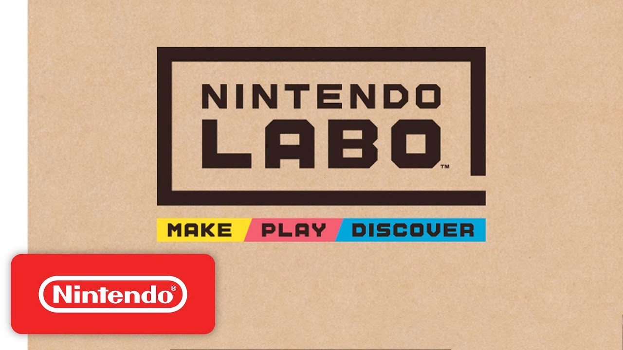 Nintendo Labo: Νέες αποκαλύψεις