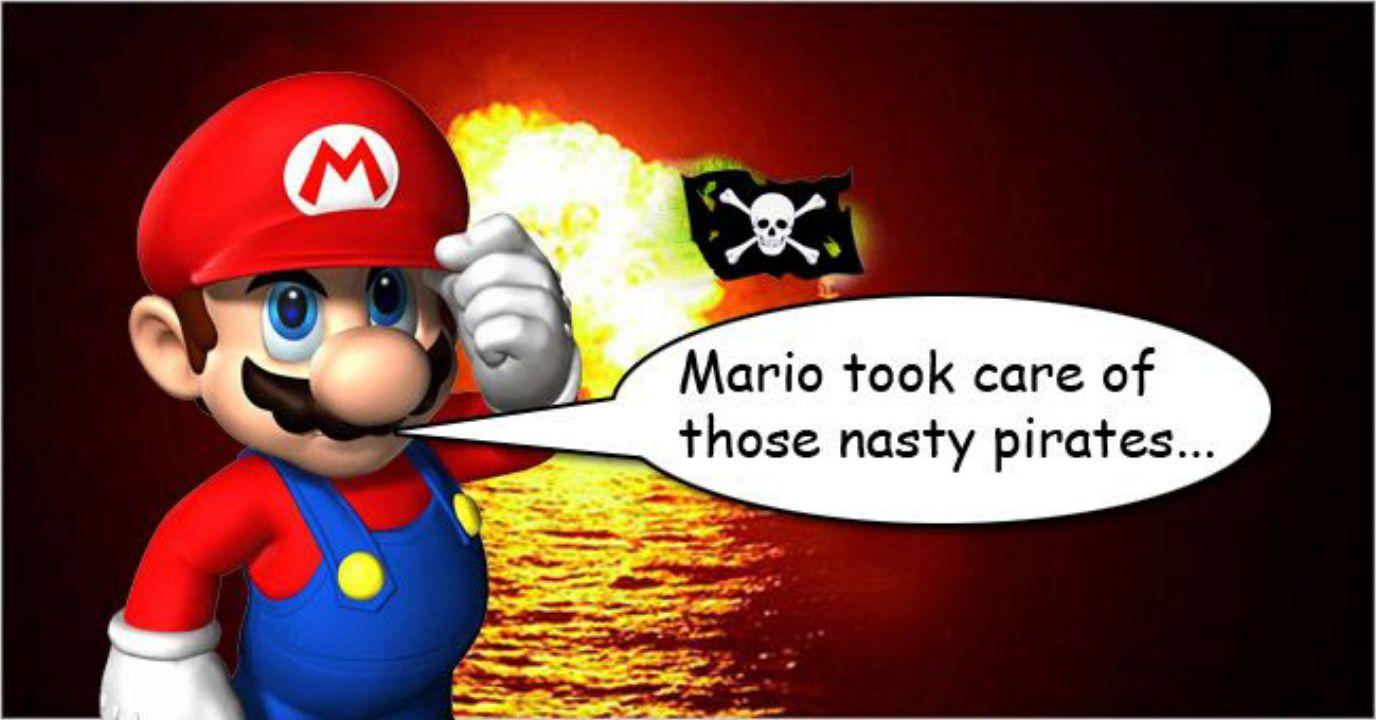 """Η Nintendo """"ισοπεδώνει"""" την πειρατεία το 1994"""