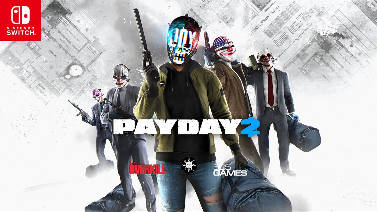 Matchmaking Patch for Xbox One Version of PAYDAY 2 Arriving Soon
