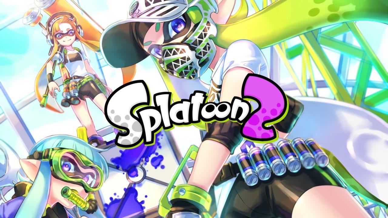 Nintendo updates: Splatoon 2, NBA 2K18 και ARMS