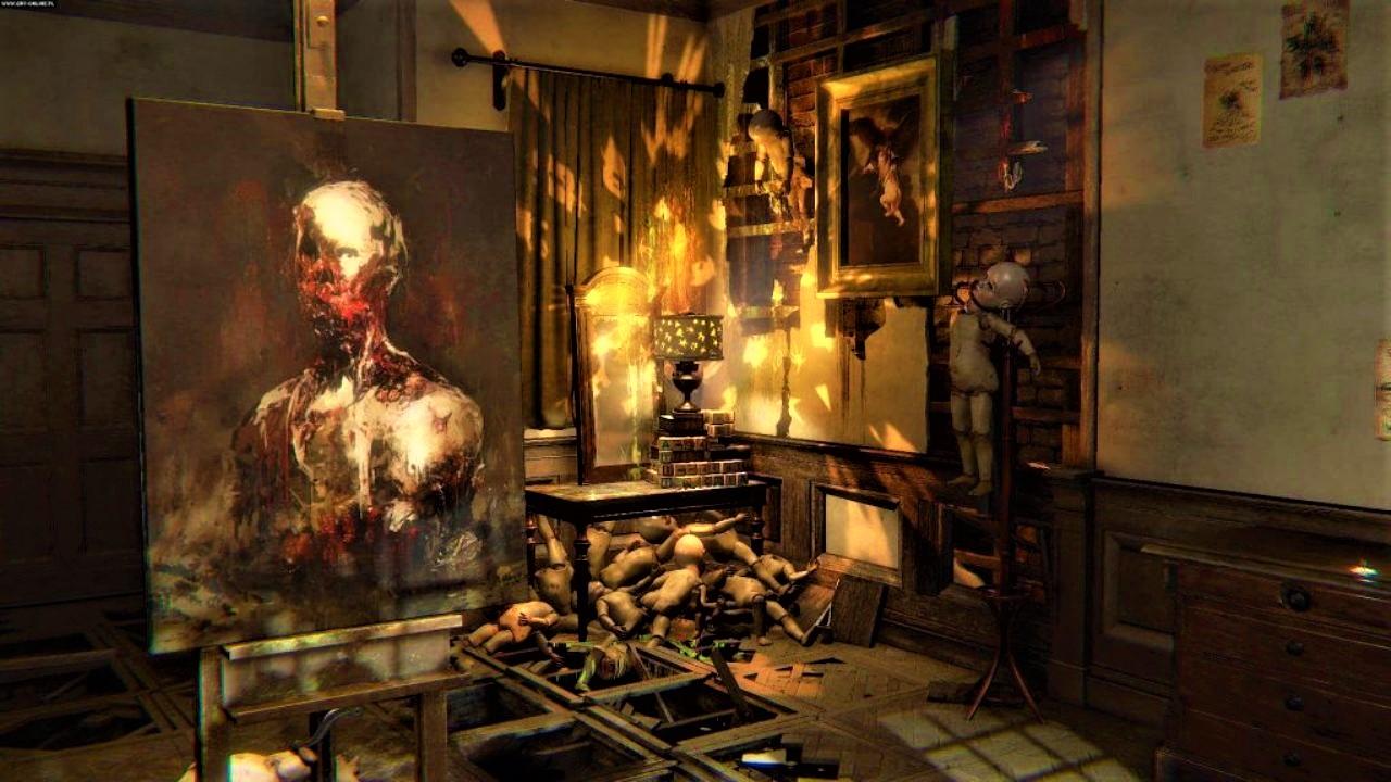 Πώς λειτουργεί το HD rumble στο επερχόμενο Layers of Fear: Legacy