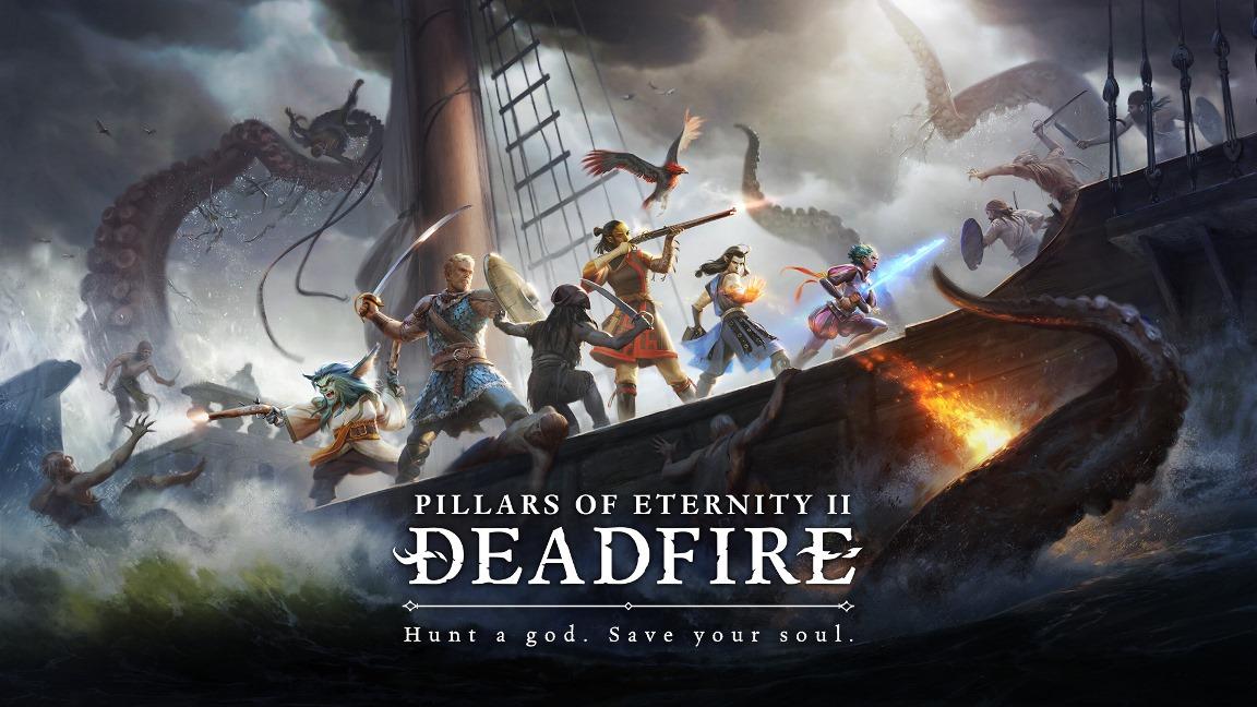 Έρχεται το Pillars of Eternity II: Deadfire στο Switch!