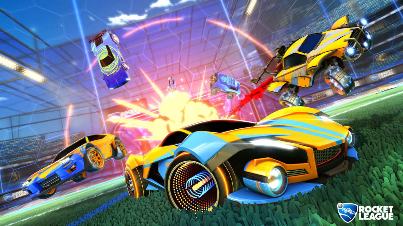 Rocket League update (ver 1.41) – πλήρες changelog