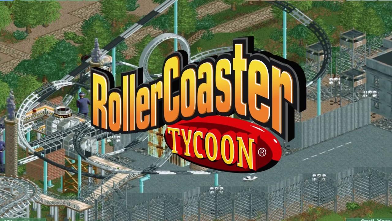 Τι να περιμένουμε από το Rollercoaster Tycoon στο Switch