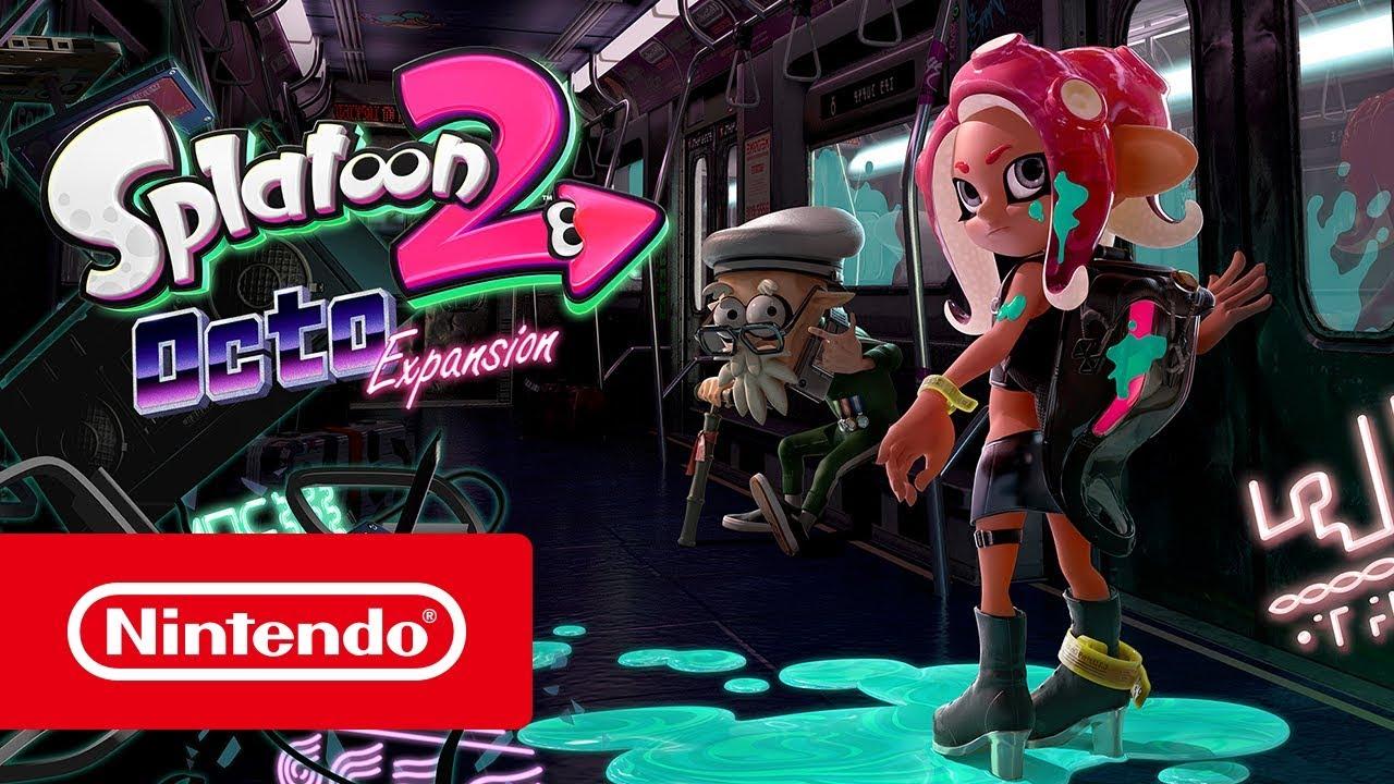 Ο παραγωγός του Splatoon 2 μιλά για το Octo Expansion!