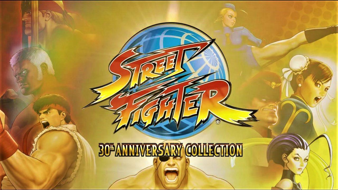 Switch news: Συλλεκτική έκδοση για το Street Fighter και πολλά ακόμη!