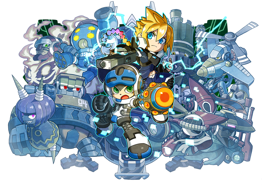 Νέο DLC για το Mighty Gunvolt Burst