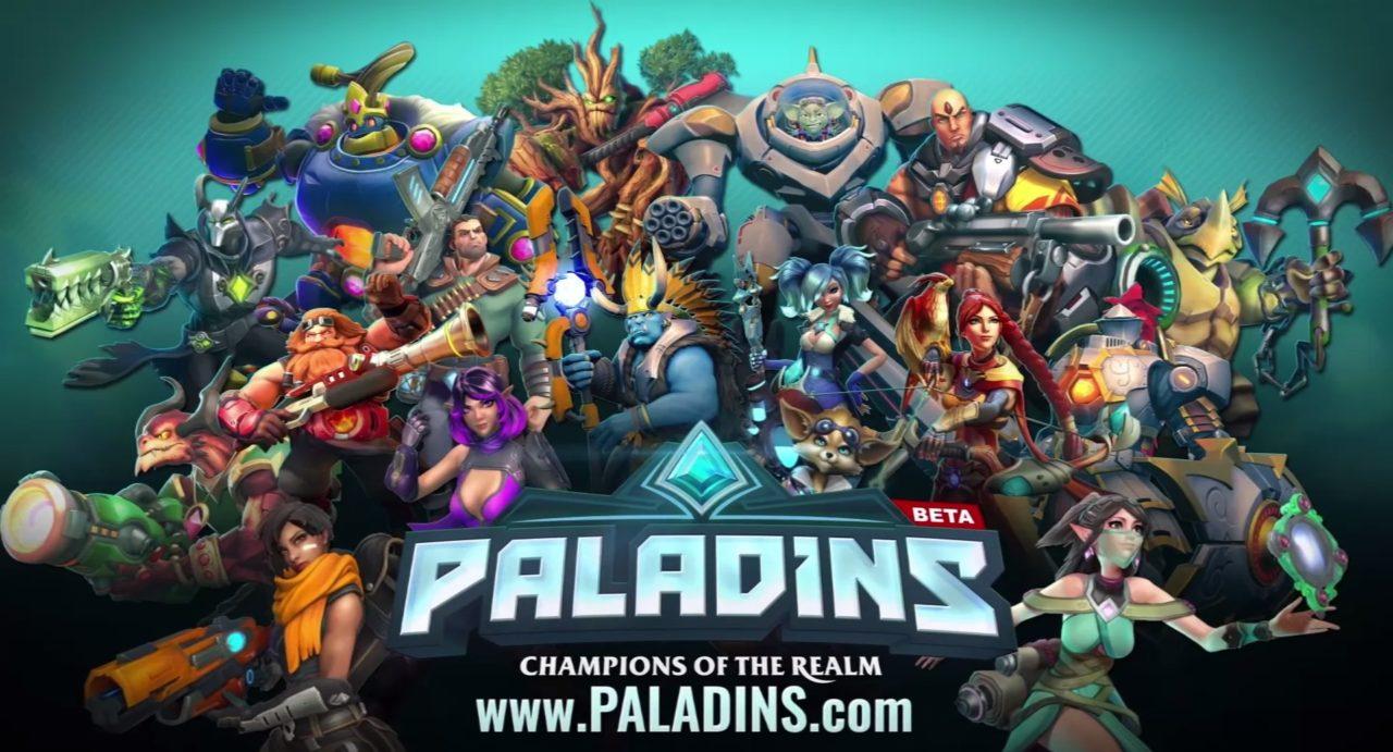 Έμμεση επιβεβαίωση και για το Paladins, χάρη στη Nintendo