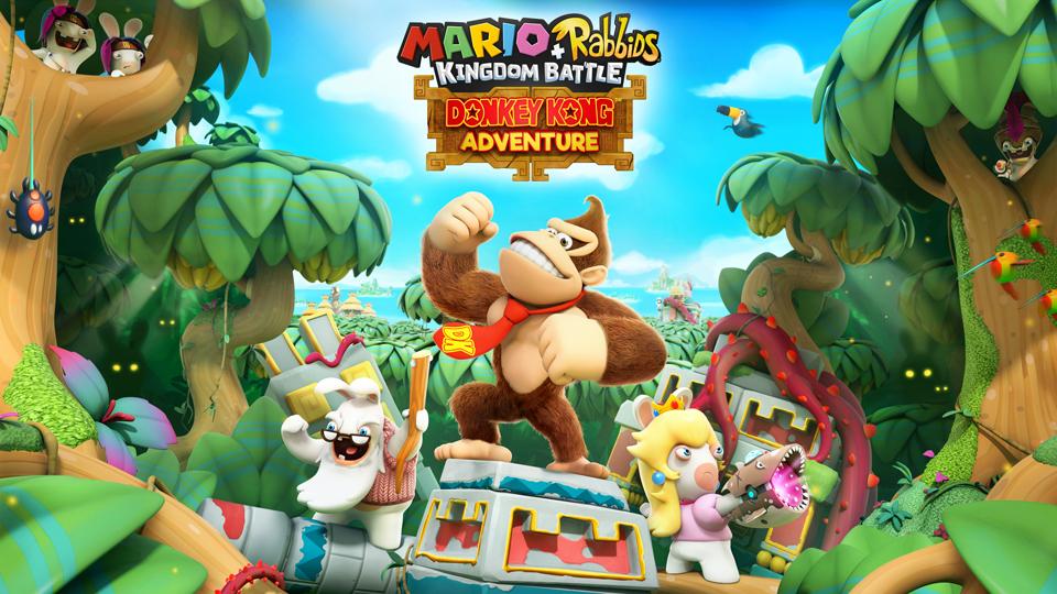 Mario + Rabbids Kingdom Battle: Όσα θέλετε να μάθετε για το DK DLC
