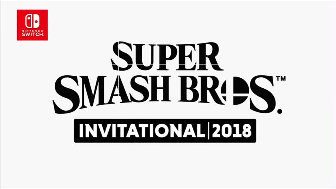 Switch news: Οι διαγωνιζόμενοι του Smash Bros. Invitational 2018 και όχι μόνο!
