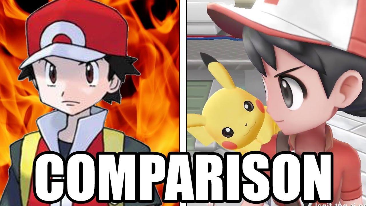 Switch news: Pokemon Yellow vs. Let's go, Pikachu και όχι μόνο!