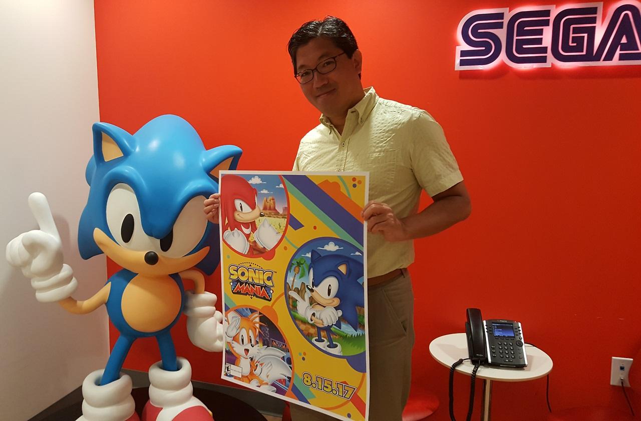 Το ξέρατε πως ο Yuji Naka ήθελε να εργαστεί στη Nintendo;