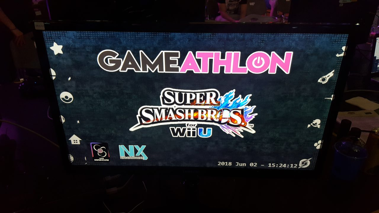 SmashAthlon εντυπώσεις και αποτελέσματα