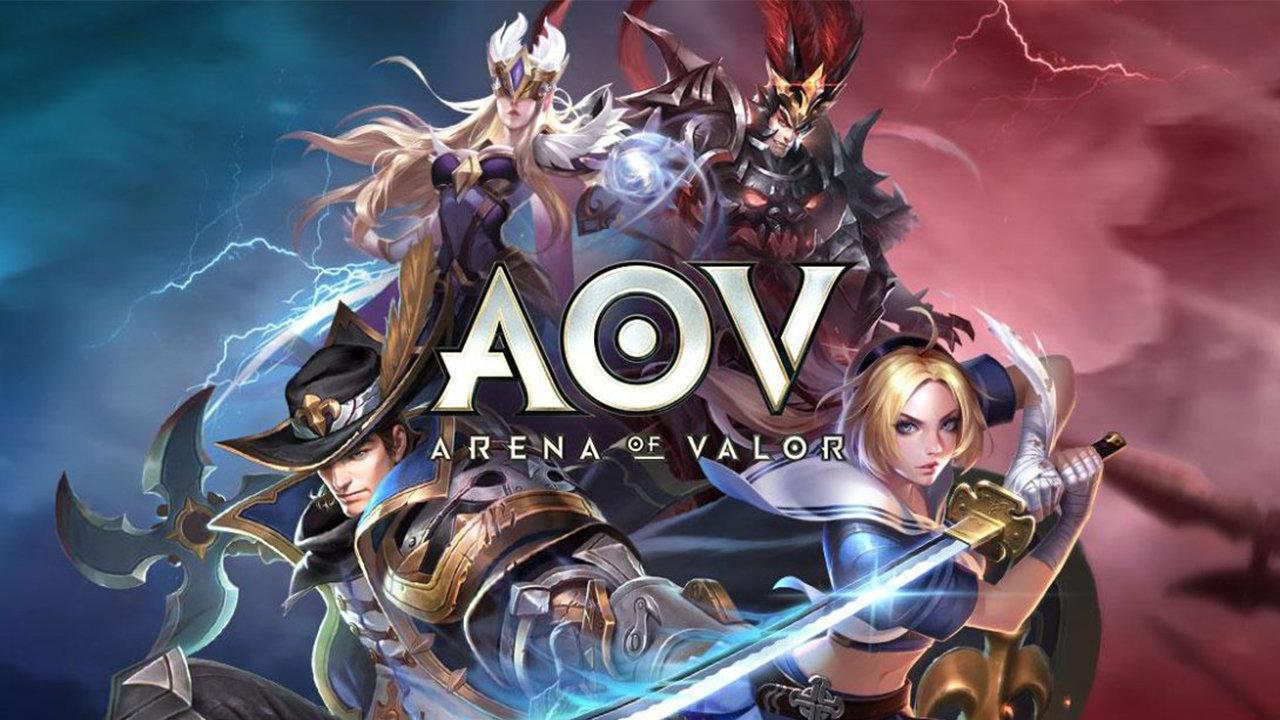 Κι άλλη closed beta για το Arena of Valor