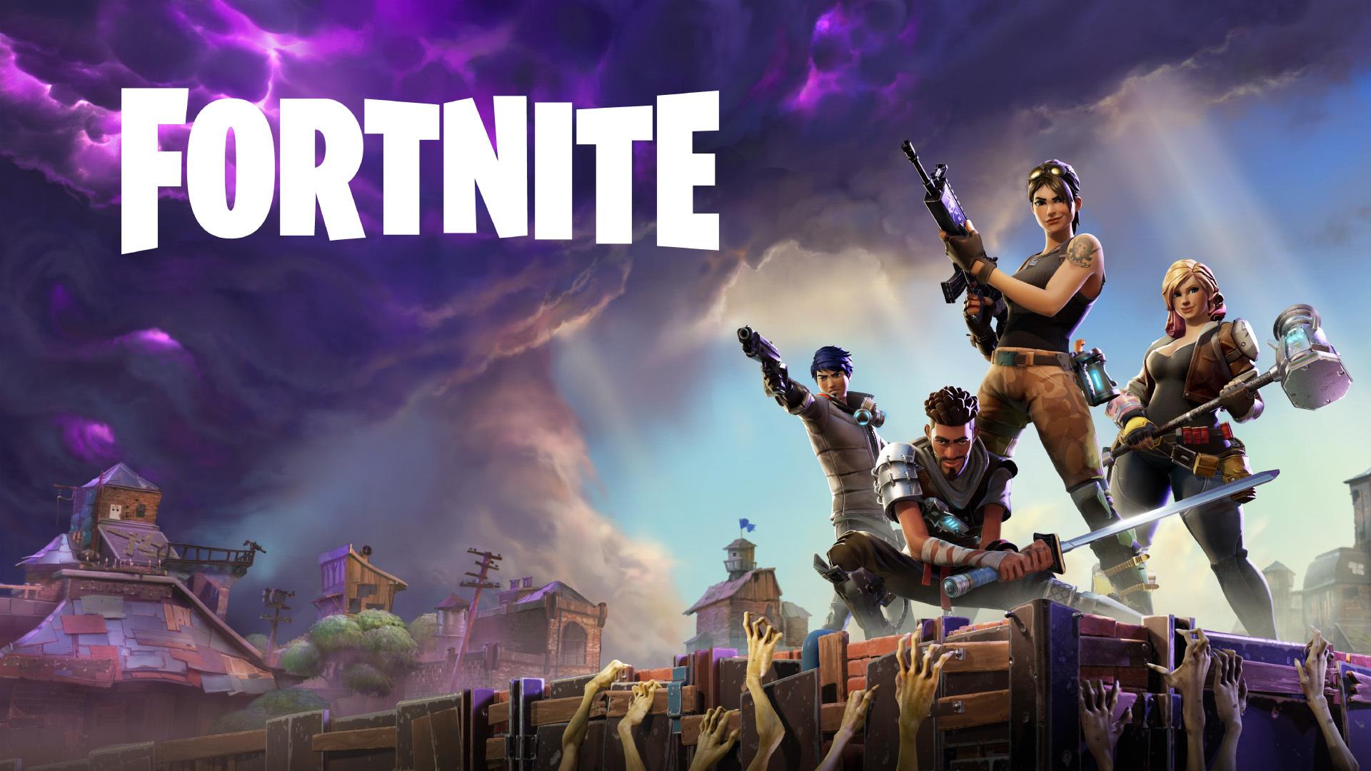 H Nintendo επιβεβαιώνει εμμέσως την άφιξη του Fortnite στο Switch