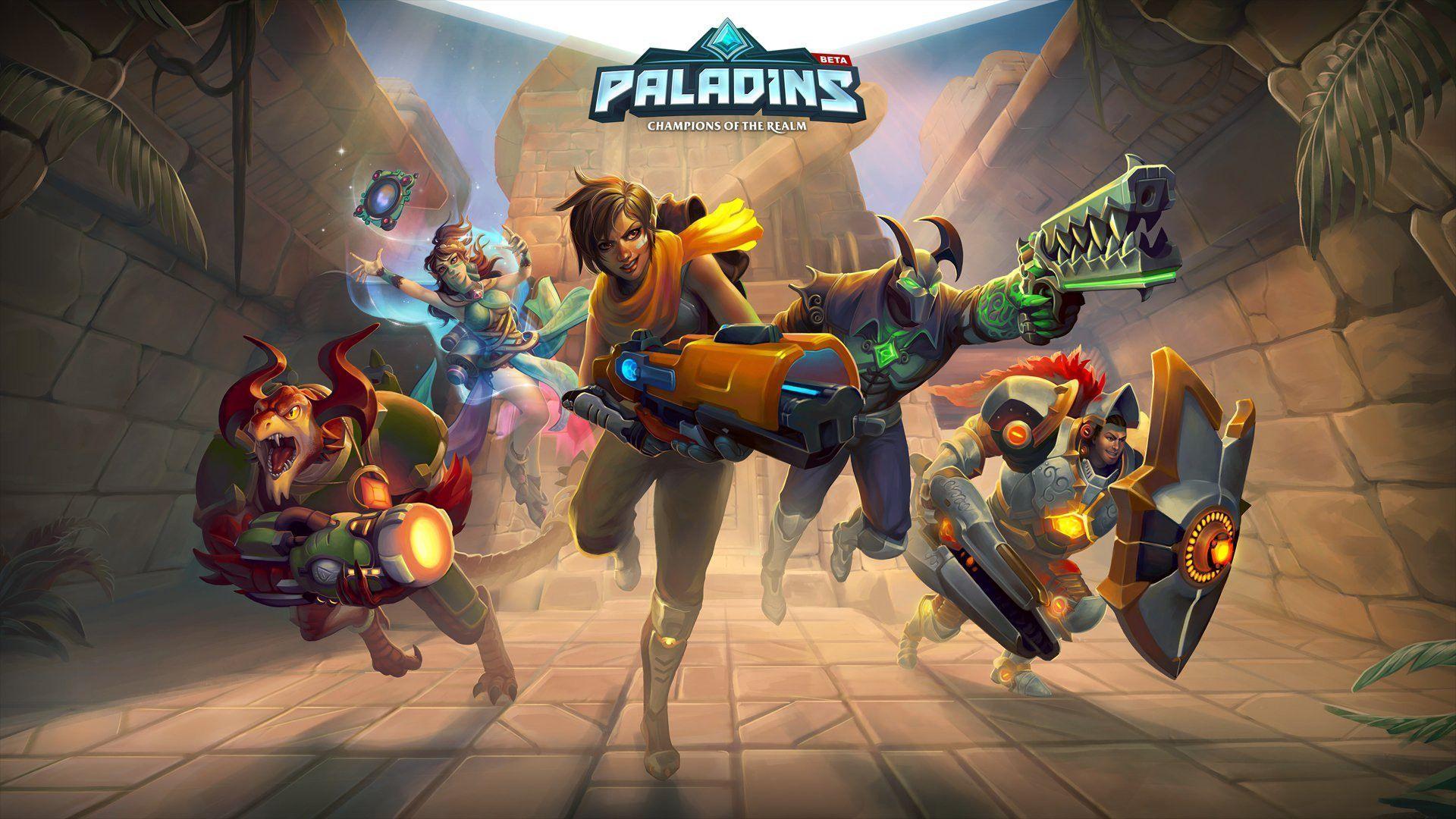 Εμφανίστηκε επίσημα το Paladins στο eShop