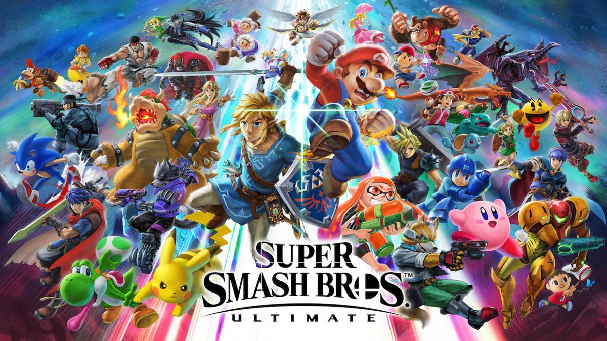 Nintendo @ E3 2018: Super Smash Bros. Ultimate