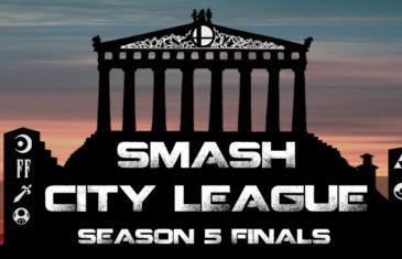 Smash City League Season 5 Finals