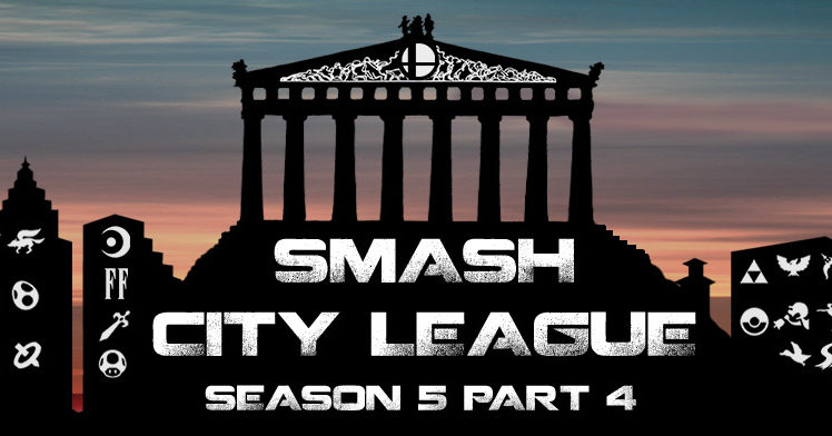 Αποτελέσματα Smash City League Season 5 Part 4