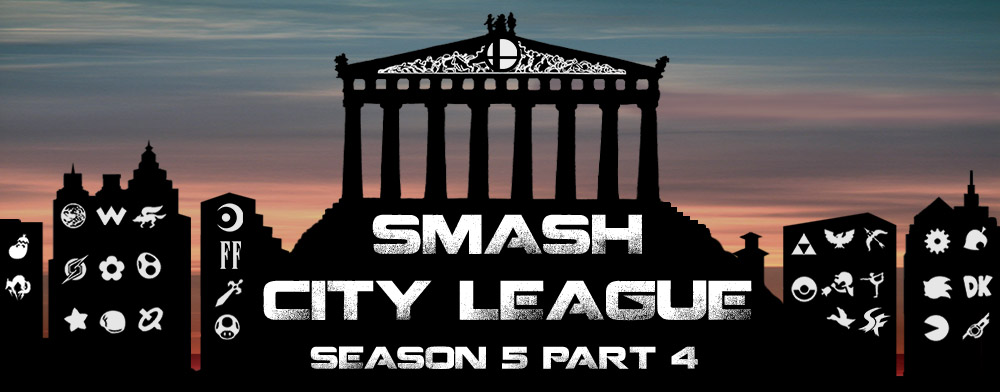 Smash City League Season 5 Part 4