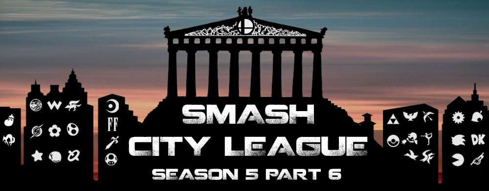 Smash City League Season 5 Part 6
