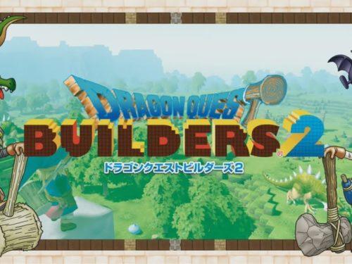 Dragon Quest Builders 2 Banner