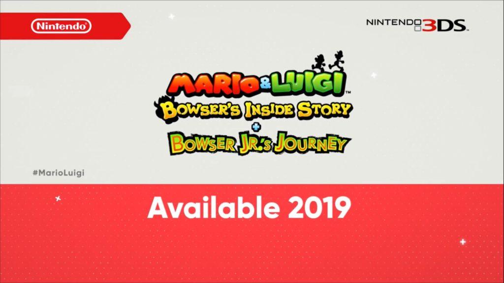 Mario & Luigi Bowser's Inside Story + Bowser Jr's Journey