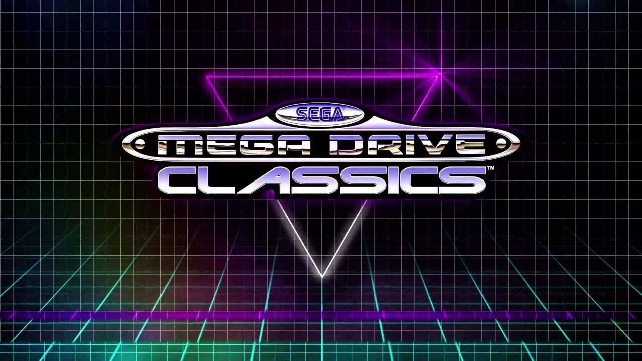 Τα Mega Drive Classics έρχονται στο Switch