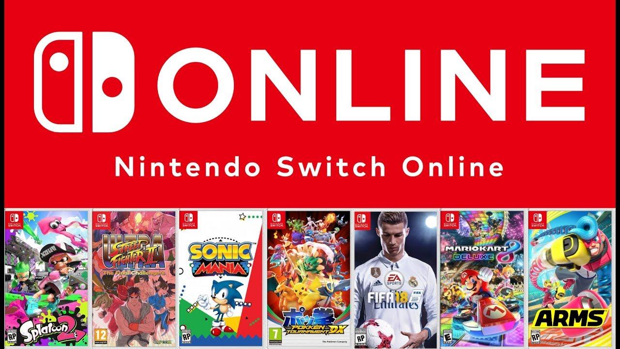 Το Nintendo Switch On line θα κυκλοφορήσει στις 19 Σεπτεμβρίου