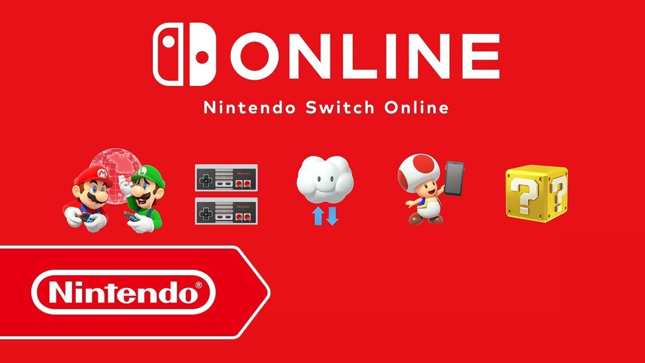 Nintendo Switch έκδοση (6.0.0) αναβάθμιση λογισμικού