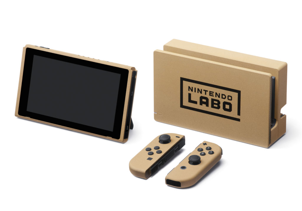 Unique LABO Switch