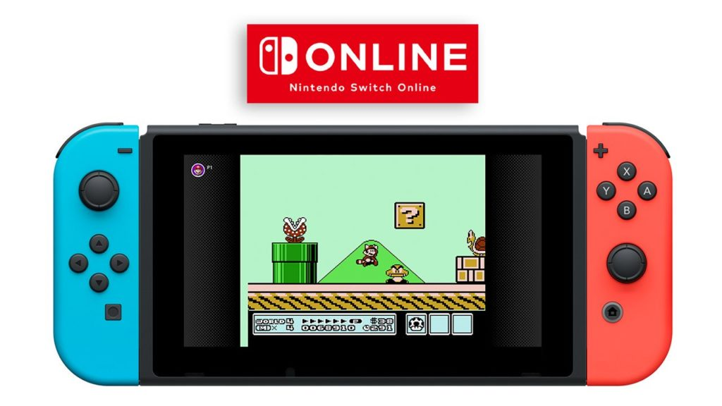 Virtual Console Nintendo Switch on Line