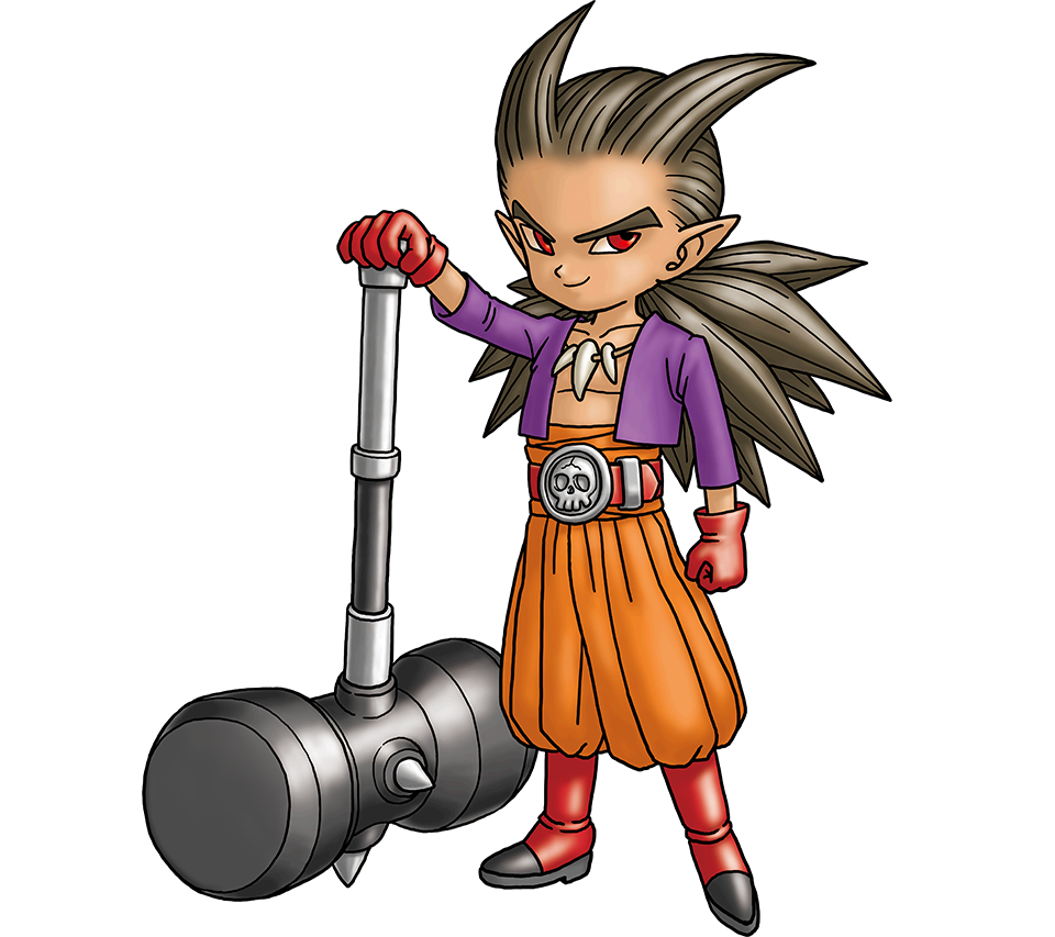 Dragon Quest Builders 2 Malroth