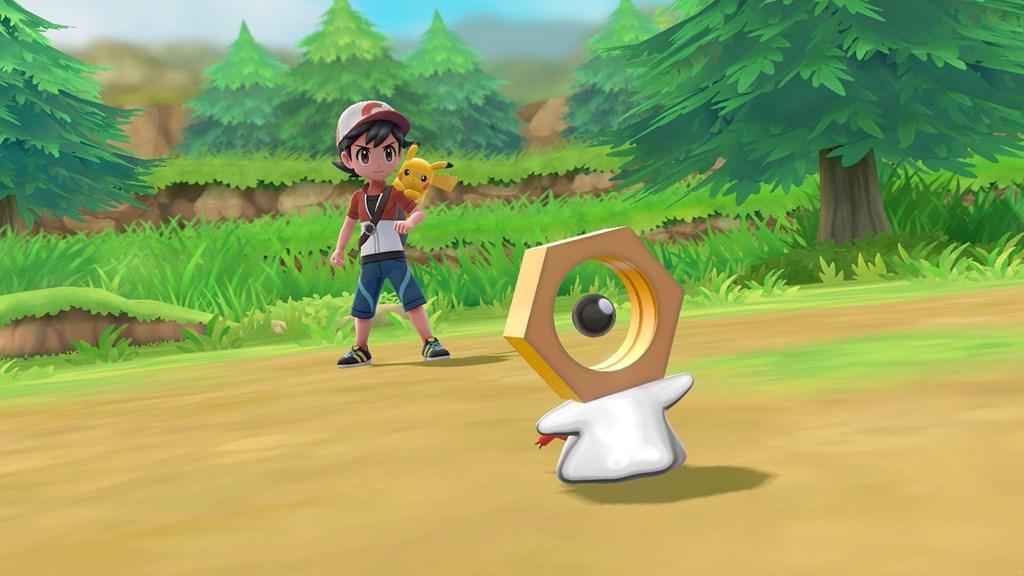 Εμφανίστηκε ένα ολοκαίνουριο Pokemon στο Pokemon GO