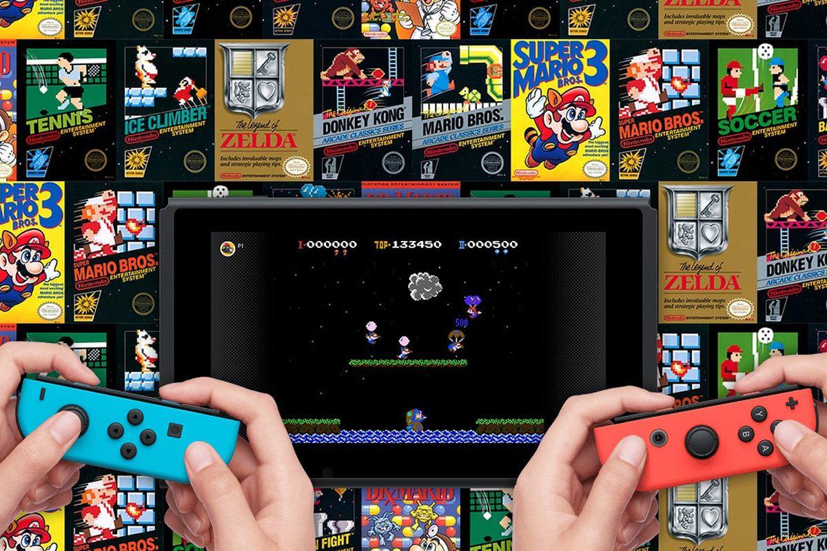 Low-latency mode για τα NES games του Switch Online