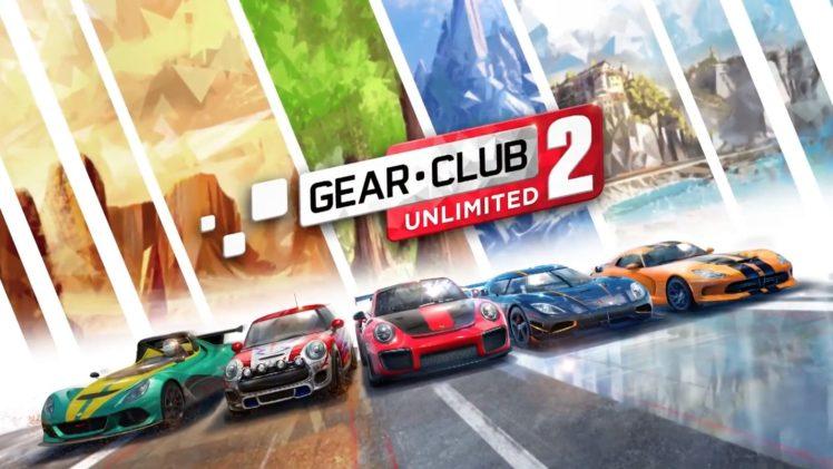 Το Gear.Club 2 έρχεται αποκλειστικά στο Switch