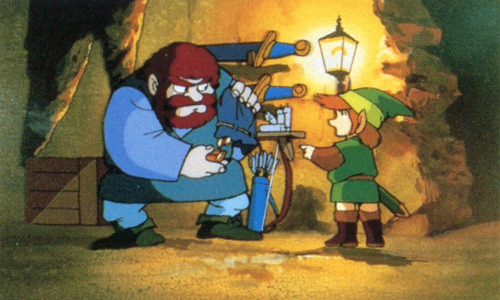 Nintendo Switch Online The Legend of Zelda